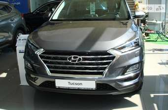 Hyundai Tucson Top 2019