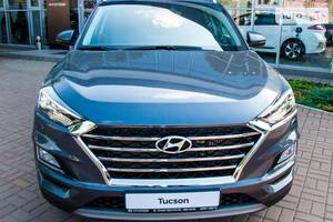 Hyundai Tucson 2.0 CRDi AT (186 л.с.) 4WD Top 2020