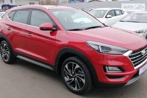 Hyundai Tucson 1.6T-GDI АТ (177 л.с.) 4WD Individual 2019