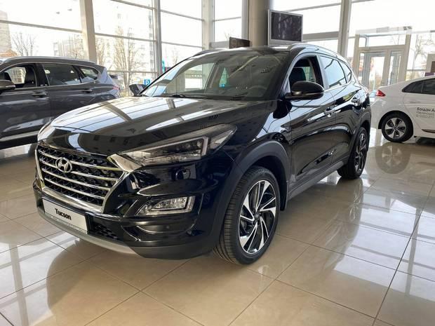 Hyundai Tucson Top