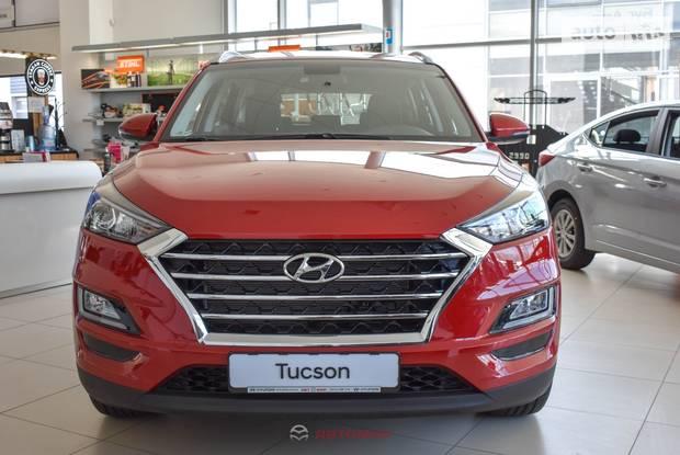 Hyundai Tucson Individual