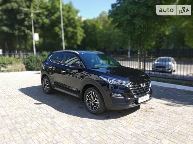 Hyundai Tucson Elegance