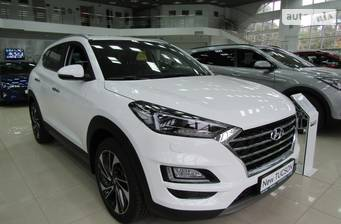 Hyundai Tucson 2.0 CRDi AT (185 л.с.) 4WD 2020
