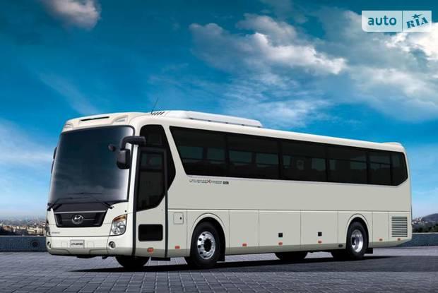 Hyundai Universe 2 покоління Туристический