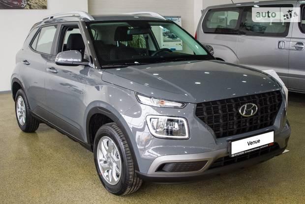 Hyundai Venue Dynamic