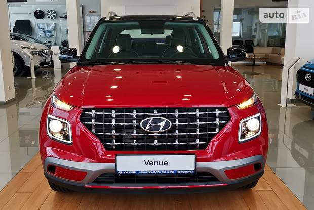 Hyundai Venue Dynamic