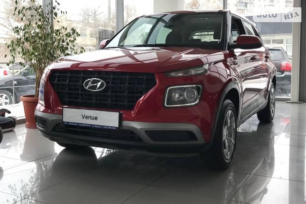 Hyundai Venue Express
