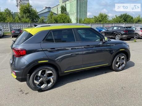 Hyundai Venue 2021