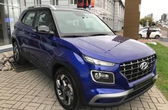 Hyundai Venue 1.6 MPi AT (123 л.с.) 2021