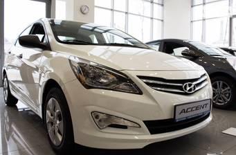 Hyundai Accent HC 1.4 MPI AT (100 л.с.) 2017