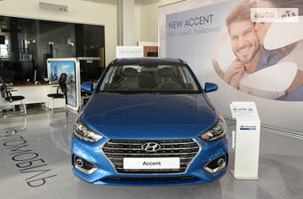 Hyundai Accent HC 1.6 MPI АT (123 л.с.) 2017