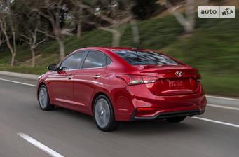 Hyundai Accent HC 1.4 MPI MT (100 л.с.) 2017
