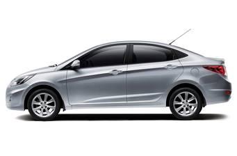 Hyundai Accent 1.4 MPI MT (100 л.с.) 2019