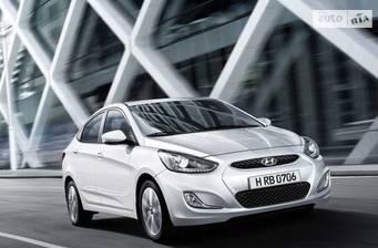 Hyundai Accent 1.4 MPI CVT (100 л.с.) 2019