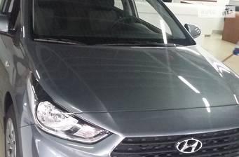 Hyundai Accent HC 1.4 MPI MT (100 л.с.) 2018
