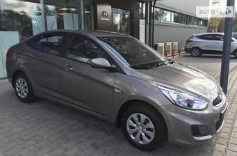 Hyundai Accent 1.6D МТ (128 л.с.) 2018