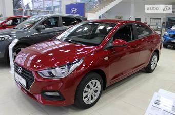 Hyundai Accent 1.4 MPI AT (100 л.с.) 2018