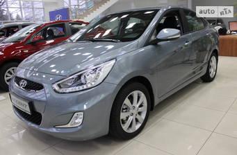 Hyundai Accent 1.4 MPI MT (100 л.с.) 2018