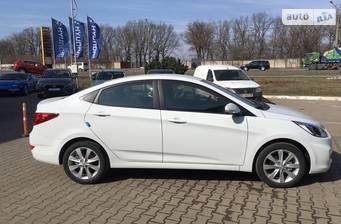 Hyundai Accent 1.6 МТ (123 л.с.) 2018