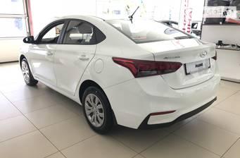 Hyundai Accent 1.4 MPI АT (107 л.с.) 2018