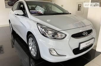Hyundai Accent 1.6D МТ (136 л.с.) 2018