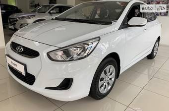 Hyundai Accent 1.4 МТ (107 л.с.) 2019