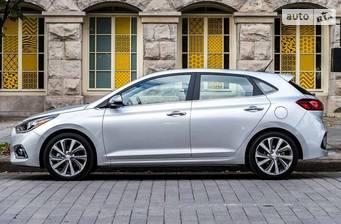 Hyundai Accent 1.4 MT (107 л.с.) 2019