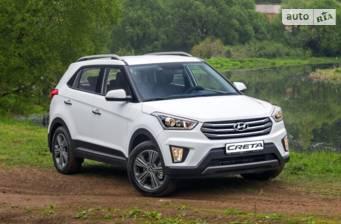 Hyundai Creta FL 1.6 DOHC MT (123 л.с.) 2WD 2018