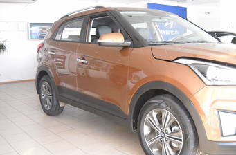 Hyundai Creta 2.0 DOHC AT (123 л.с.) 4WD 2016