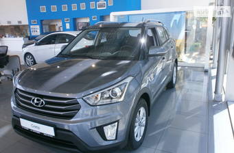 Hyundai Creta 1.6 DOHC AT (123 л.с.) 2WD 2018