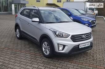 Hyundai Creta 1.6 DOHC MT (123 л.с.) 2WD 2018