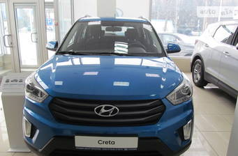 Hyundai Creta FL 1.6 DOHC AT (123 л.с.) 2WD 2018