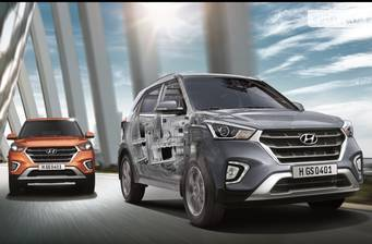 Hyundai Creta 2020 Top