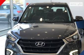 Hyundai Creta FL 1.6 DOHC AT (123 л.с.) 2WD 2019