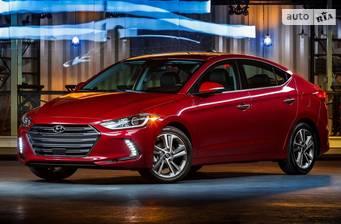Hyundai Elantra AD 1.6 АT (127.5 л.с.) 2018