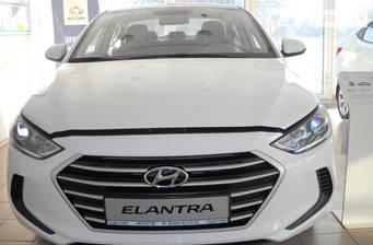 Hyundai Elantra AD 1.6 MT (127.5 л.с.) 2016