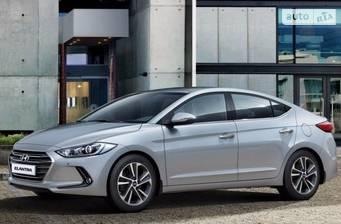 Hyundai Elantra New 2.0 DOHC AT (154 л.с.) 2017