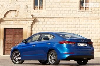 Hyundai Elantra AD 1.6 MT (127.5 л.с.) 2017