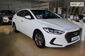 Hyundai Elantra AD 1.6 MT (127.5 л.с.) 2018