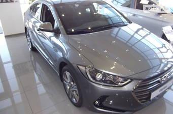 Hyundai Elantra AD 2.0 АT (156 л.с.) 2018