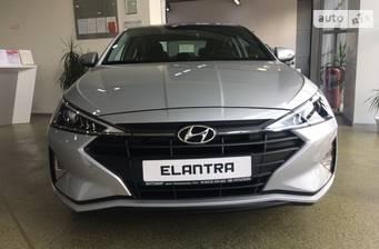 Hyundai Elantra 1.6 MT (127 л.с.) 2019