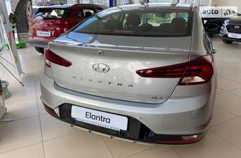 Hyundai Elantra 2020 Style Safety