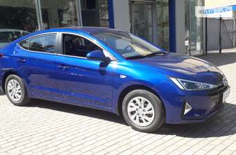 Hyundai Elantra 2020 в Мариуполь