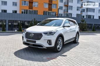 Hyundai Grand Santa Fe 2019 VIP