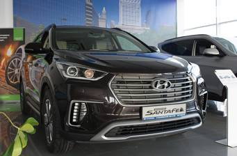 Hyundai Grand Santa Fe FL 2.2 CRDi AT (200 л.с.) AWD 2017