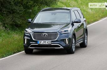Hyundai Grand Santa Fe 2019 VIP Panorama Brown