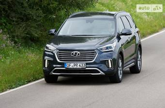 Hyundai Grand Santa Fe 2019 VIP Panorama