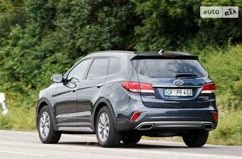 Hyundai Grand Santa Fe 2019 VIP Panorama Brown