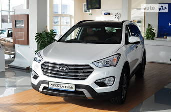 Hyundai Grand Santa Fe 2.2D AT (200 л.с.) AWD 2018