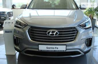 Hyundai Grand Santa Fe FL 2.2 CRDi AT (200 л.с.) AWD 2018